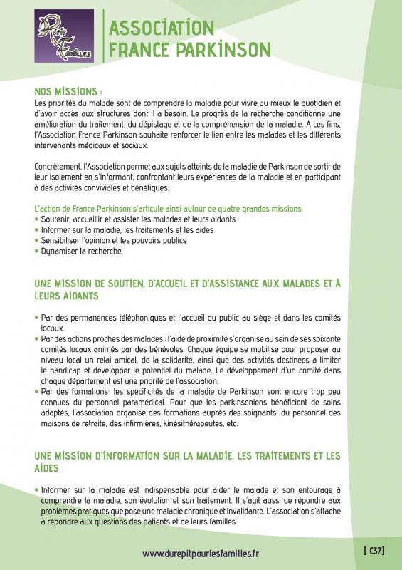 C37 association france parkinson recto 1